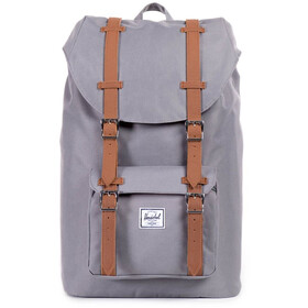 Herschel Little America Mid-Volume Backpack Grey/Tan